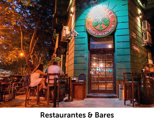 Restaurantes y Bares en Parque Rodó