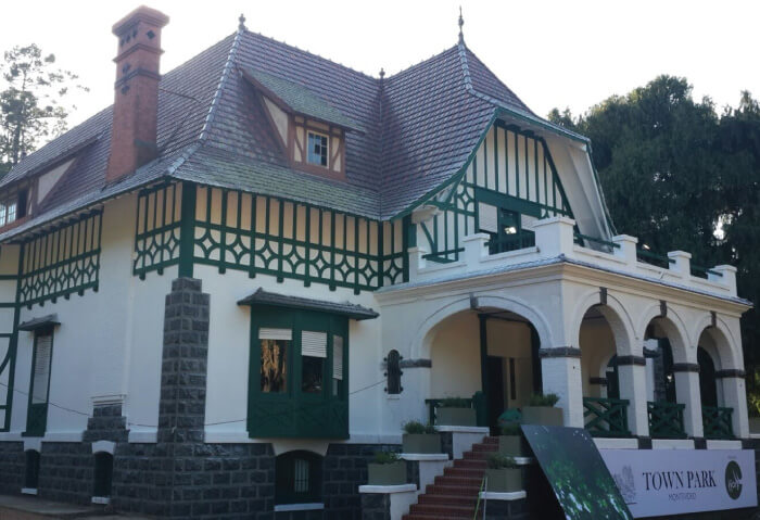 Town Park Casa-Quinta Da Silva