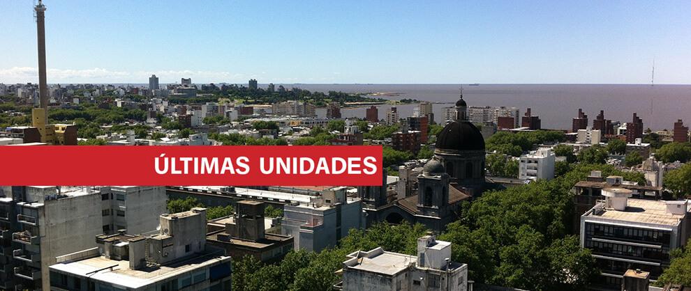 Lanzamiento en Cordón con la mejor vista desde el piso 12