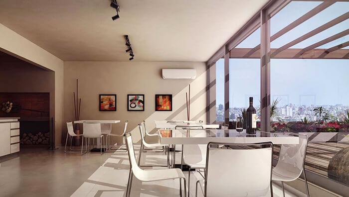 torre modelo amenities