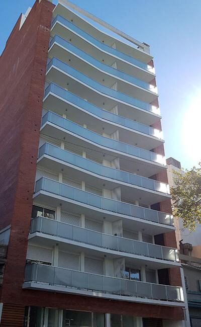 Torre Viva fachada