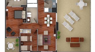 Vista Carretas 2 dormitorios 803