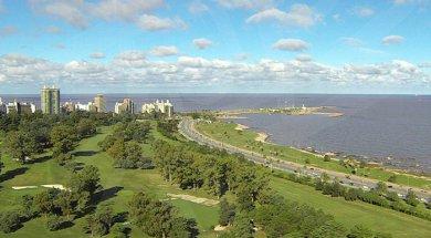 Initium Entorno – Foto del Club de Golf en Punta Carretas