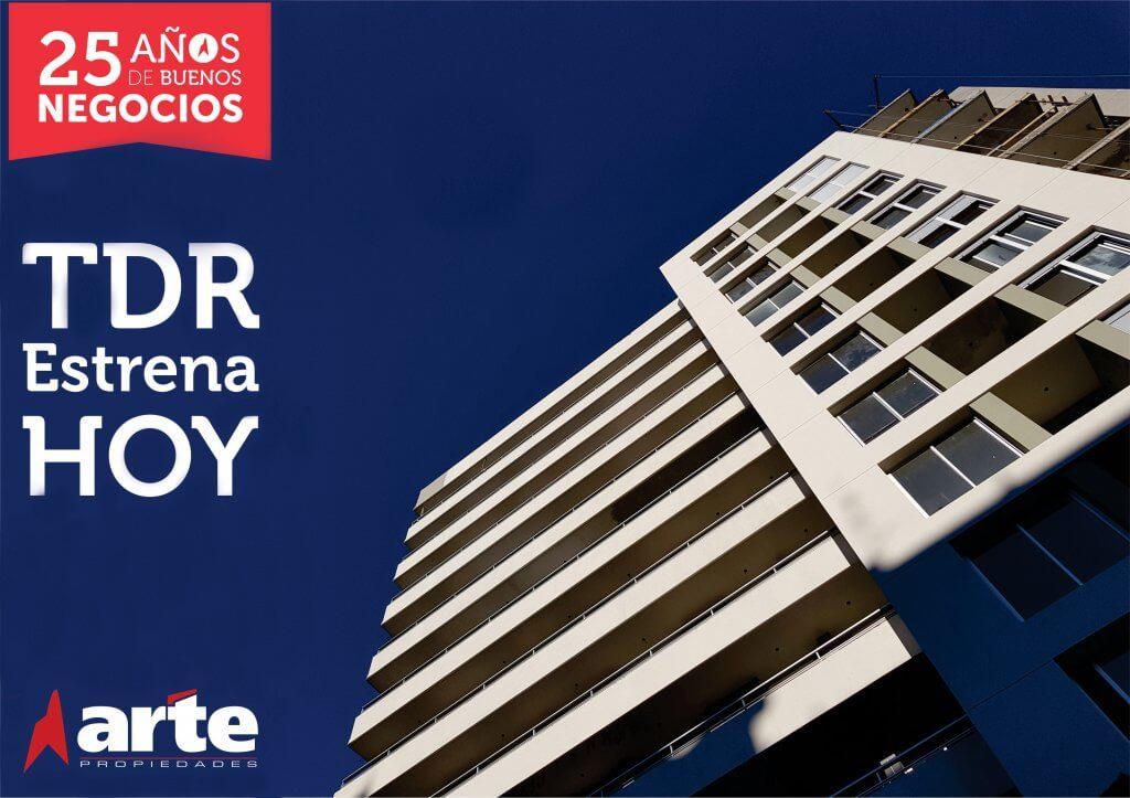 Torre Bahia fachada textos