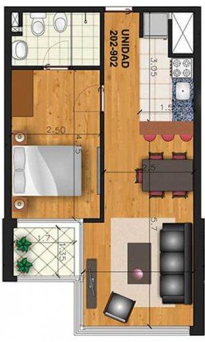 Marina 26 III 1 Dormitorio