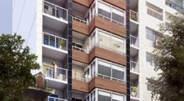 Pocitos: 34m2 de calidad doble ventanal con cocina definida y DESCUENTO ANTI Covid-19!