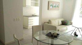 Av. Del Libertador: Apartamento de 2 DORMITORIOS a estrenar, Cocinas definidas con terraza lavadero.