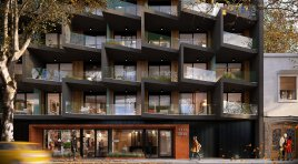 Centro: Lanzamiento, Apartamentos de 1, 2 y 3 Dormitorios.