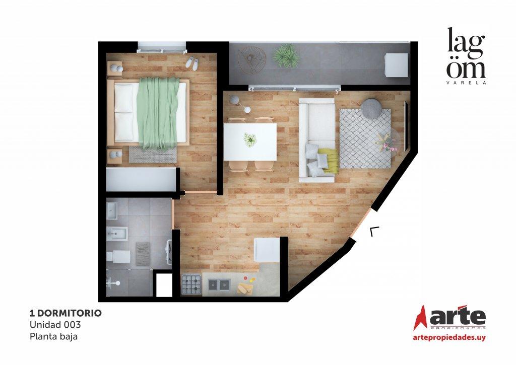 Lagom Varela 1 Dormitorio 003