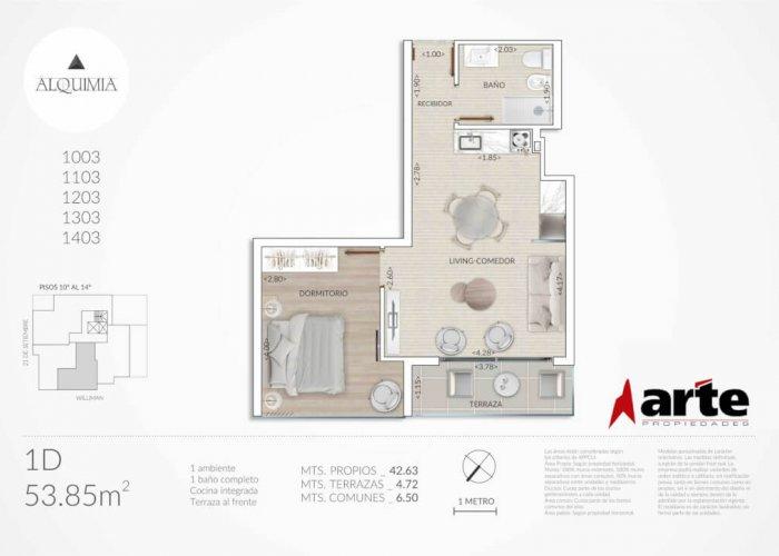 Alquimia 1D 1003-1403