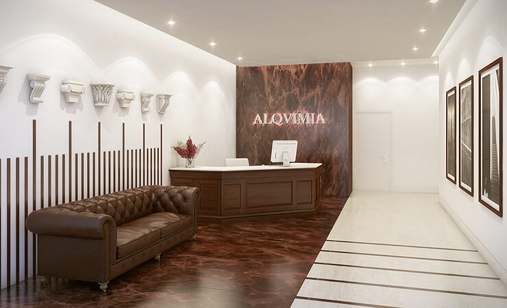 alquimia hall