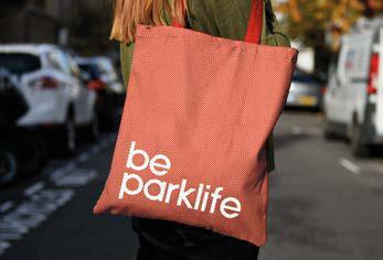 Be Parklife bolso