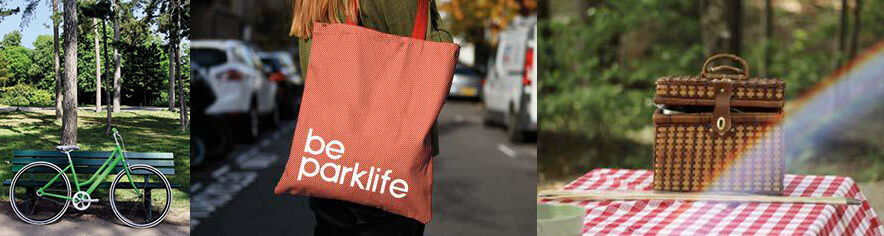 Be Parklife collage