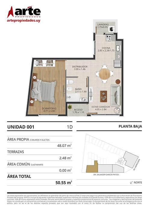 Eminent 1 dormitorio 001