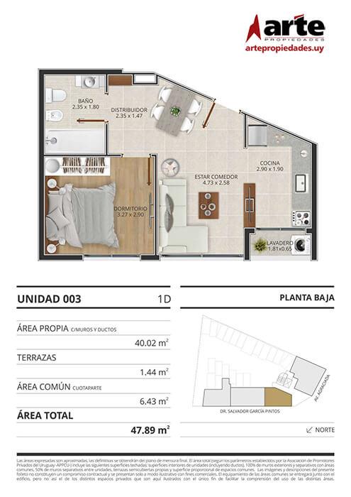 Eminent 1 dormitorio 003