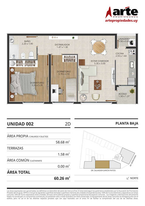 Eminent 2 dormitorios 002