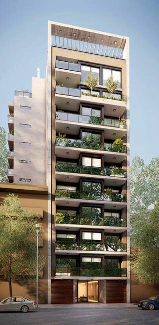 Torres Oliva fachada